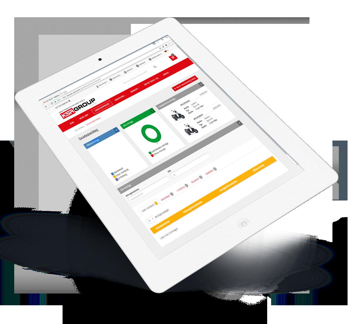KSR Dealerspace - Onlineshop