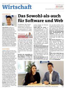Artikel Grazer Woche 02-2016 Unternehmen
