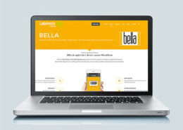 Bartelt io Website Labtools