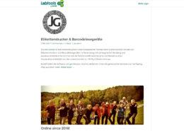 Bartelt Labtools Website Unternehmen
