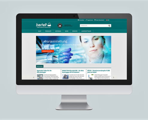 Bartelt Website